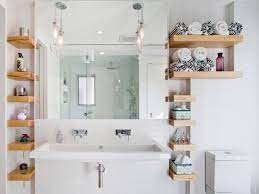 40 Clever Bathroom Storage Ideas Clever Bathroom Organization Hgtv