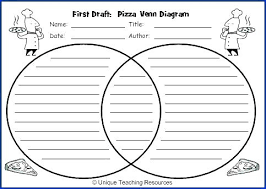 Venn Diagram Pizza Venn Diagram Reading Comprehension Worksheets Web Design