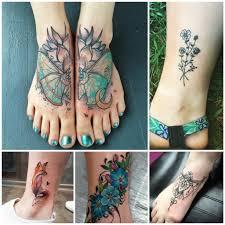 какую татуировку выбрать девушке на ногу