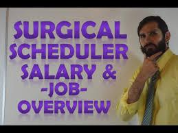 Surgery Scheduler Salary | Surgical Coordinator Income, Job Duties ...