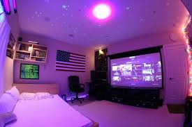 Gaming Bedroom