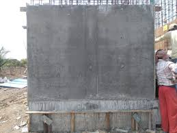 form finish concrete wall contractor