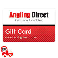 Gift Cards For Christmas Angling Direct Gift Card