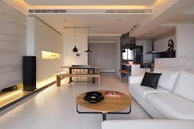 Open Living Room Designs Open Living Room Design Open Bookshelf Adds As A Divider Between
