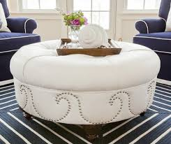 awesome coastal nautical ottomans