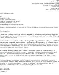Career Change To Teacher Cover Letter Examples Tomyumtumweb Com