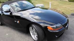 Coupe Series 2004 bmw roadster : 2004 BMW Z4 2.5i Manual Covertible Black on Black - Skyline ...