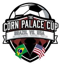 Tickets The Corn Palace Cup Brazil Vs Usa Corn Palace