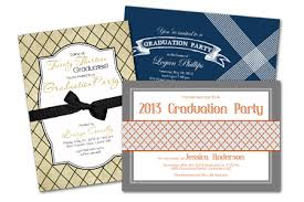 Senior Party Invitations Email Online Graduation Party Invitations That Wow