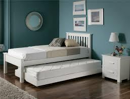 Slimline Bedroom Furniture Denver Guest Bed White Guest Beds Day Beds Beds
