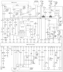 Toyota efi wiring diagram with electrical