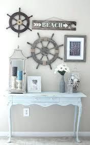 beach wall decor decorating ideas nautical seaside beach home wall decor decorative i like the rustic beach wall decor