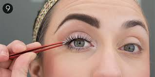 your eyes bigger with the you can also add fake lashes you do not need to have a whole range of new makeup