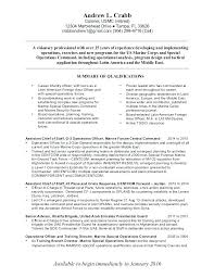 Marine Corps Resume Delectable Army Infantry Resume Examples Free Resumes T With Military To