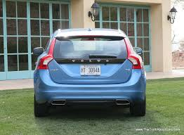volvo wagon 2015. first drive review: 2015 volvo v60 t5 sport wagon (with video) - the truth about cars e