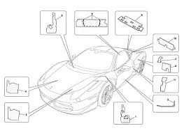 Ferrari Dino 246 Wiring Diagram