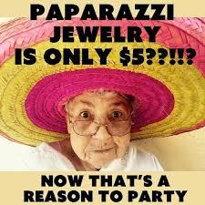 only five dollars sombrero paparazzi jewelry meme