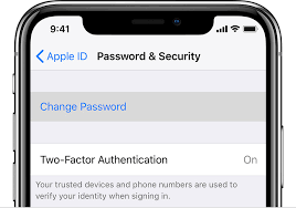If You Forgot Your Apple Id Password Apple Support