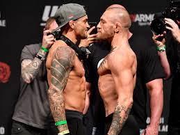 Conor McGregor vs Dustin Poirier 3 looks set for UFC 264