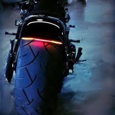 Lighting & Indicators Universal <b>Motorcycle</b> Light Strip Flexible 32 ...
