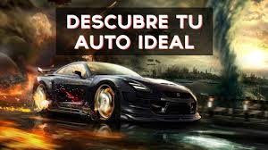 cuál es tu auto o coche ideal test divertidos