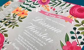 How To Make Printable Invitations Custom Printed Wedding Invitations Jukebox