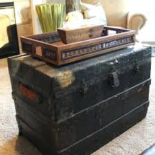 antique trunk coffee table remarkable antique trunk coffee table with coffee table stunning coffee table chest
