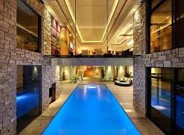 delightful designs ideas indoor pool. Delightful Designs Ideas Indoor Pool Walkway Above The Creates A Cool Visual Pools Bay Area Ca Z