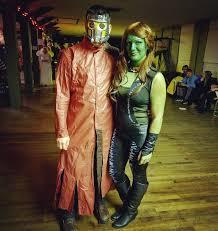 starlord and gamora couple avengers infinity war costume idea