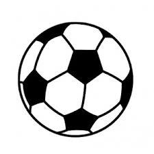 Vyřezávací šablona Vyřezávací šablona Fotbalový Míč Vyšívání