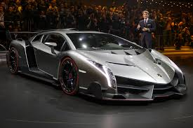 Photos Lamborghini S New Million Veneno Supercar
