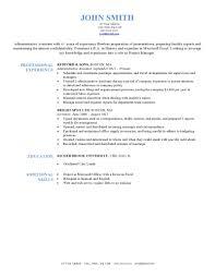Harvard Extension Resume Choppix