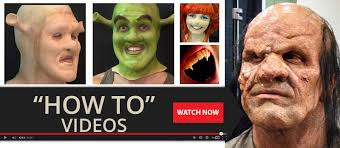 how to videos for makeup special effects