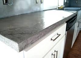 concrete countertop diy cost polishing concrete countertops diy cost vs granite bst polished diy concrete countertops