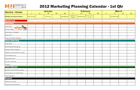 Excel Template For Calendar - Tier.brianhenry.co