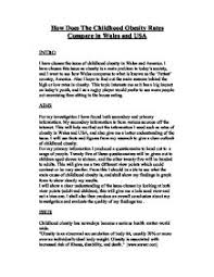 obesity in america essay obesity essays in america docoments  childhood obesity international baccalaureate world literature page 1 zoom in