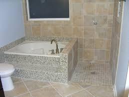 Mosaic Vinyl Wall And Floor Tiled Tub And Shower Tile Ideas Modern  Stainless Steel Shower Faucet Stainless Steel Tissue Holder Tiling A Shower  Floor Black ...