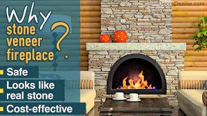 a stone veneer fireplace can make your home look classy on one hand while steadily increasing its re value on the other read this article to know more