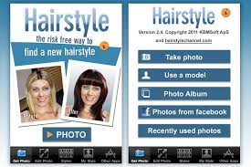 get free virtual hairstyles online