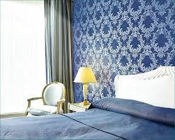 Tapeten Ideen Schlafzimmer Blau Zuhause Dekor Ideen