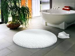 large bath rug round bathroom rugs on best top ideas cotton