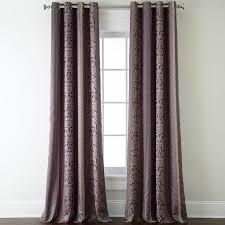 royal velvet maison grommet top curtain panel found at