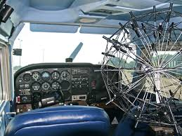 2 sphere in aircraft interior