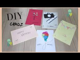 DIY Card Making Ideas I Quick And Easy Ideas For Homemade Card Making Ideas Diy