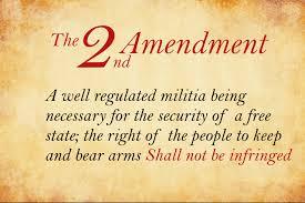Image result for State vs Feds, 2nd Amendment