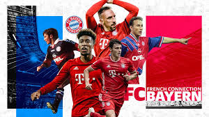 This gallery is about freistaat bayern. Bundesliga Fc French Connection Bayern Munich The Unlikely Home Of French World Champions Past And Present