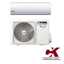 york air conditioner cover. york inverter 1.0hp air cond conditioner ywm5j10aas-w/ysl5j10aas (r410a) york air conditioner cover