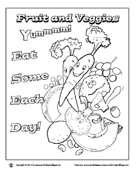 Small Picture Nutrition Coloring Pages Bestofcoloringcom