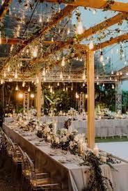 outdoor wedding decoration ideas in