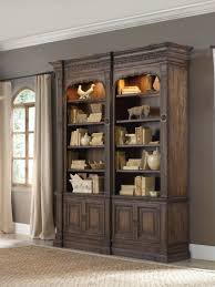 john lewis office furniture. hooker furniture home office rhapsody double bookcase out ladder and rail dark brown colour with many john lewis